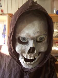 Halloween act Het lijk allerzielen