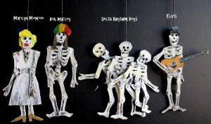 Halloween act het lijk aller zielen