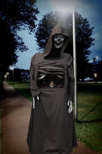 Halloweenact, Het lijk allerzielen