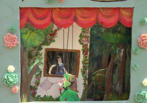 sneeuwwitje, Petras sprookjestheater www.elcapstok.nl