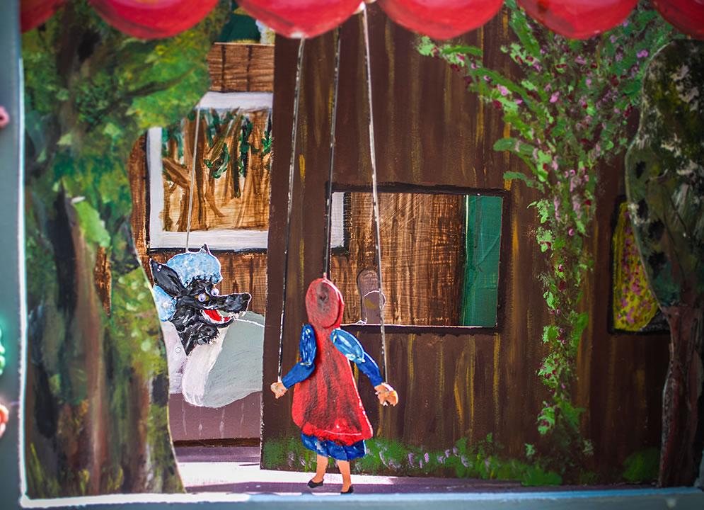 Petra s sprookjestheater