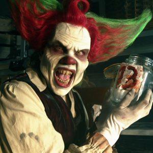Clown, een vak apart eddiedeclown