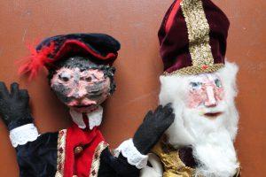 Roet Piet Sinterklaaspoppentheater