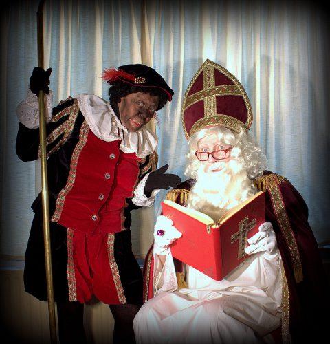 Sinterklaas aan huis Drechtsteden