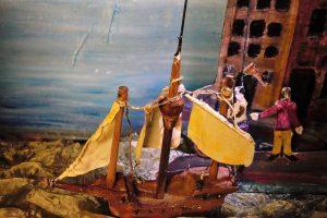 Scheepje Robinson Crusoe poppentheater