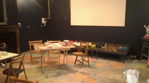 workshop poppenkastpoppen maken en voorstelling