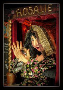 Madame Rosalie straattheater