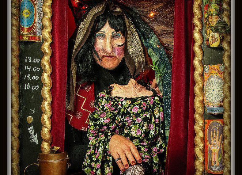 Madame Rosalie straattheateract