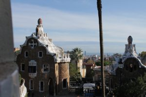Barcelona pure passie Parc Guell Barcelona 2019