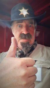 Sheriff John D. Covid